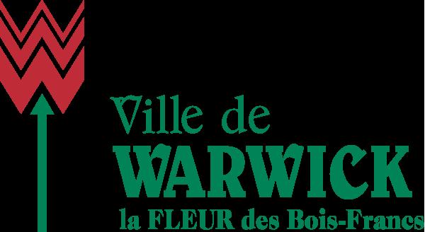 Logo de la ville de Warwick