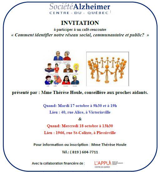 invitation café rencontre